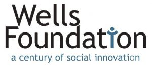 Logo-Wells Foundation-a century of social innovation